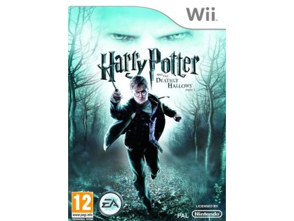 Wii Harry Potter and The Deathly Hallows Part 1