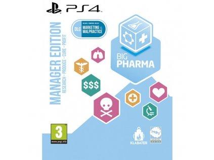 PS4 Big Pharma Manager Edition