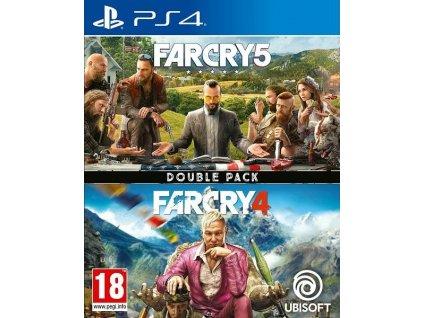 PS4 Far Cry 5 CZ + Far Cry 4 CZ