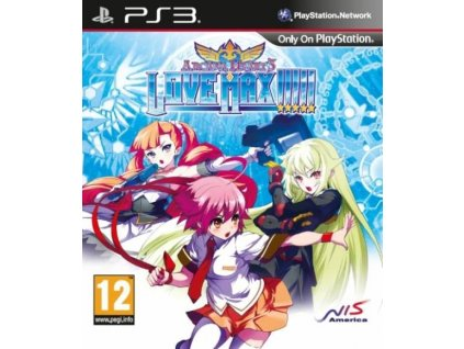PS3 Arcana Heart 3 Love Max