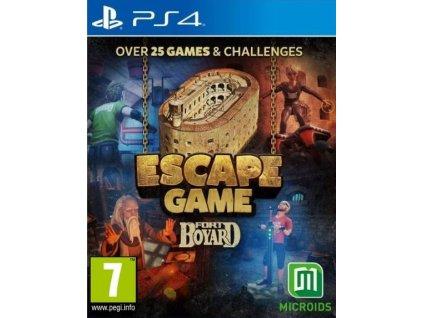 PS4 Escape Game Fort Boyard