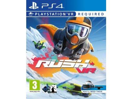 PS4 Rush VR