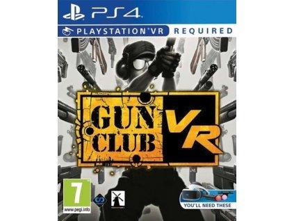 PS4 Gun Club VR