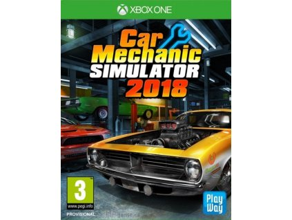 XONE Car Mechanic Simulator