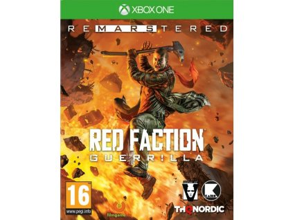 XONE Red Faction Guerrilla Remarstered