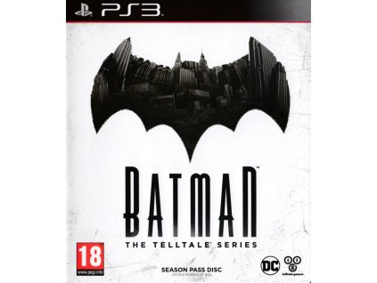 440521 batman the telltale series playstation 3 front cover