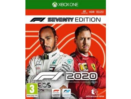 XONE F1 2020 Seventy Edition