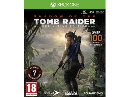 XONE Shadow of the Tomb Raider Definitive Edition