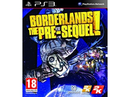 PS3 Borderlands The Pre-Sequel!