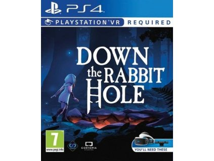 PS4 Down the Rabbit Hole VR