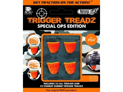 PS4 Trigger Treadz Special Ops Edition