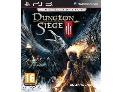 PS3 Dungeon Siege 3 Limited Edition