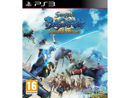 PS3 Sengoku Basara Samurai Heroes