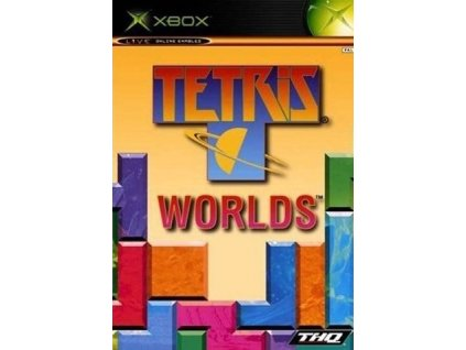 XBOX Tetris Worlds