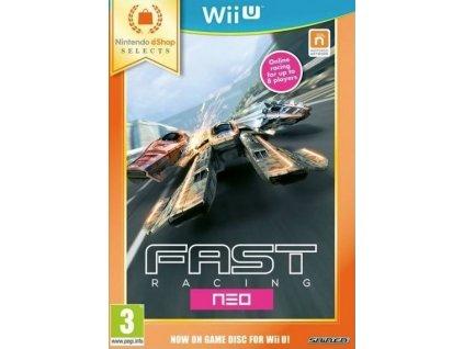 WiiU Fast Racing Neo