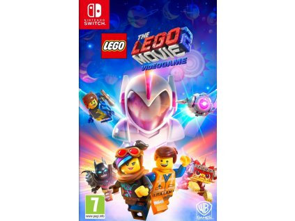 Switch LEGO Movie 2 Videogame