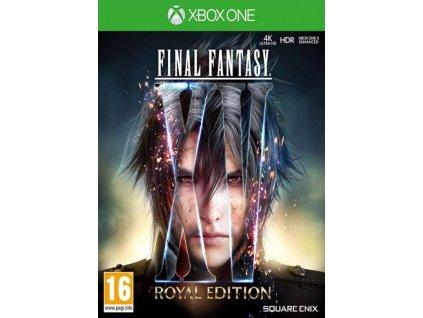 XONE Final Fantasy XV Royal Edition