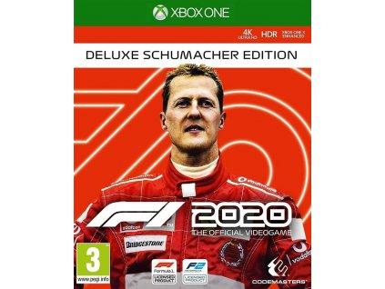 XONE F1 2020 Deluxe Schumacher Edition