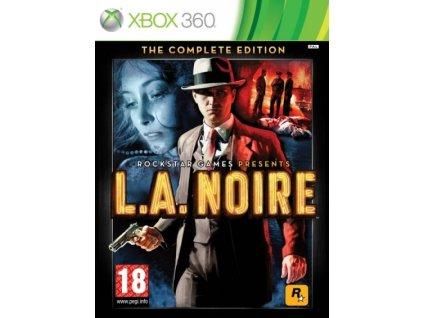 X360 L.A. Noire The Complete Edition