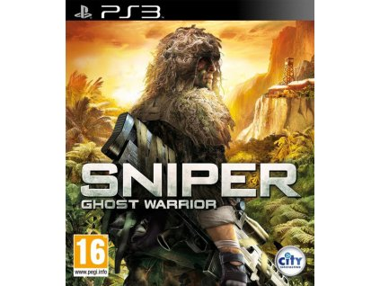 vyr 206Sniper Ghost Warrior PS3
