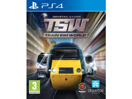 PS4 Train Sim World