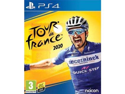 PS4 Tour de France 2020