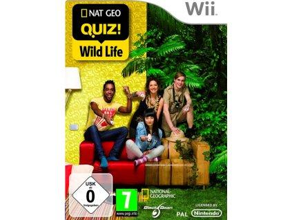 Wii Nat Geo Quiz Wild Life