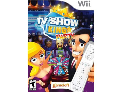 Wii TV Show King