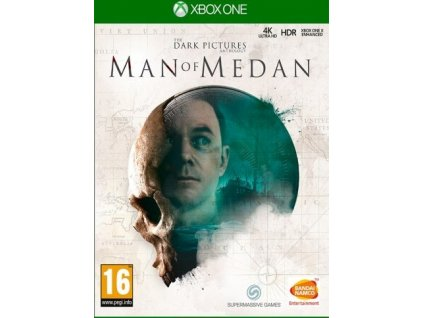 xbox one the dark pictures anthology man of medan