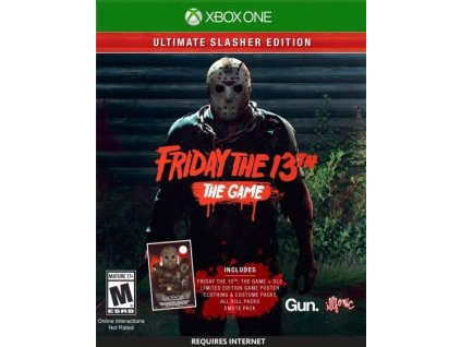 XONE Friday the 13th The Game Ultimate Slasher Edition