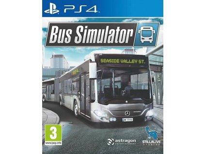 PS4 Bus Simulator CZ