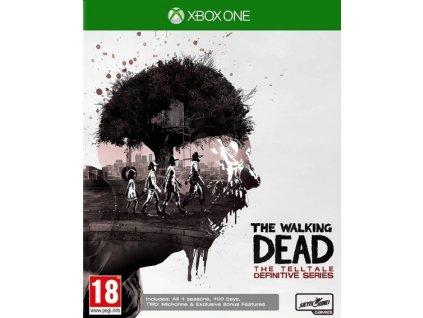 XONE The Walking Dead The Telltale Definitive Series