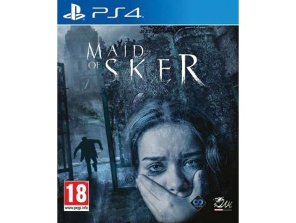 PS4 Maid of Sker