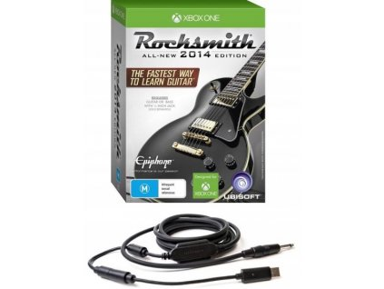 XONE Rocksmith 2014 Edition + kabel