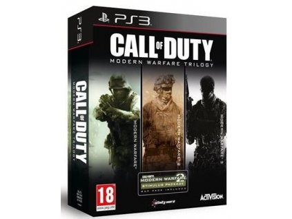 PS3 Call of Duty Modern Warfare Trilogy