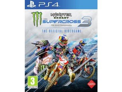 PS4 Monster Energy Supercross 3