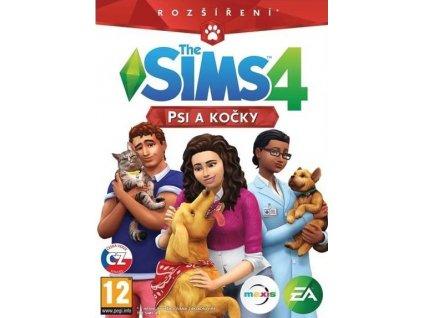 PC The Sims 4 + The Sims 4 Psi a kočky