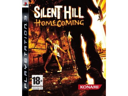 vyr 1378SILENT HILL HOMECOMING