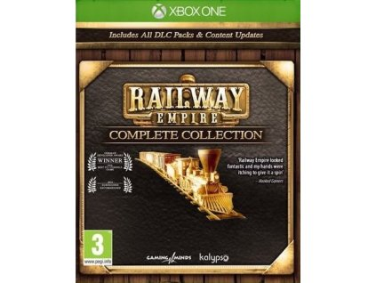XONE Railway Empire Complete Collection