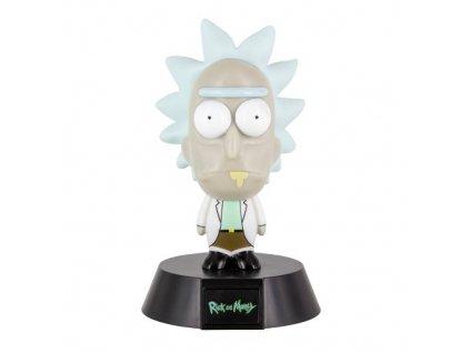 Lampička Rick and Morty - Rick Icon Light