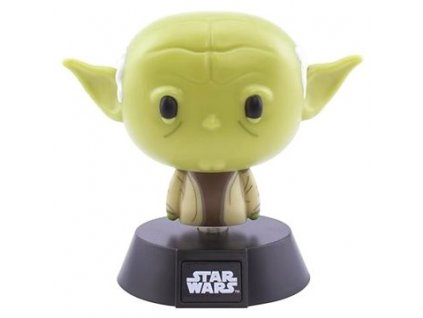 Lampička Yoda Icon Light BDP