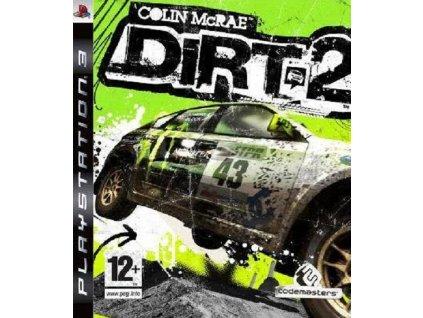 PS3 Colin McRae DIRT 2