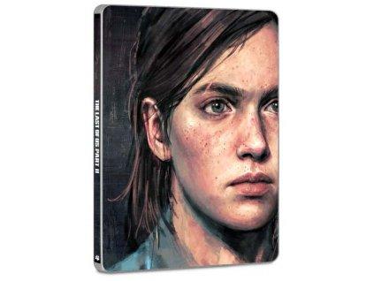 the last of us part ii cz steelbook edition ps4 cena 402756