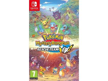 Switch Pokemon Mystery Dungeon Rescue Team DX