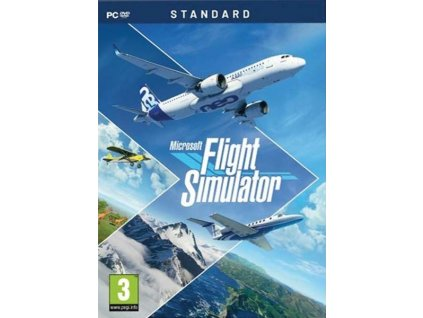PC Microsoft Flight Simulator
