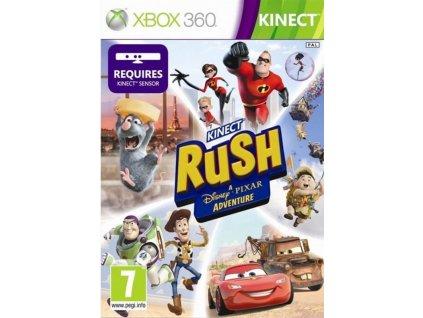 X360 Kinect Rush