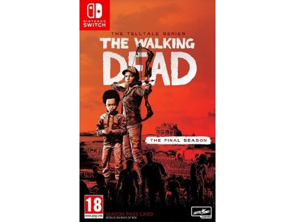 Switch The Walking Dead The Final Season