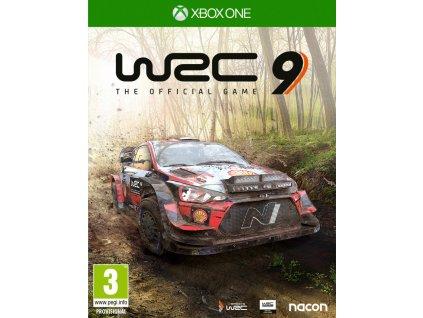 XONE WRC 9
