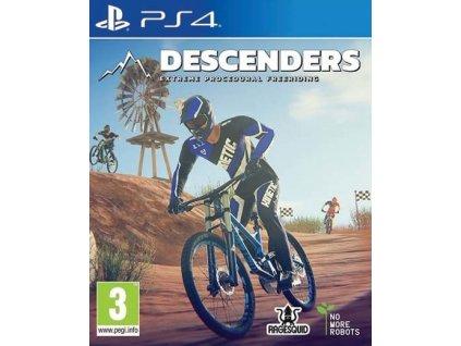 PS4 Descenders