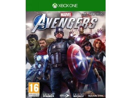 XONE Marvel Avengers